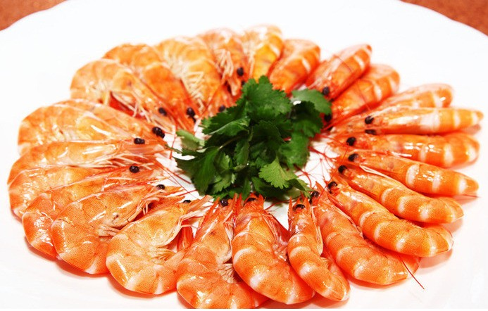 南美虾的营养价值