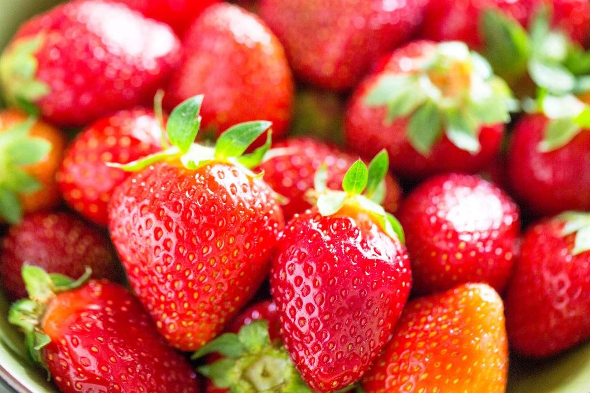 草莓的功效和作用