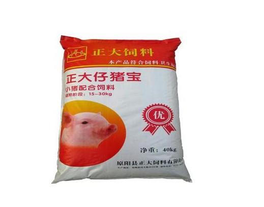 小麦猪饲料