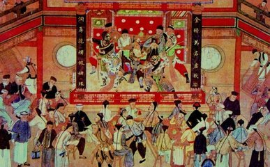 中国的标签――京剧与饮食文化